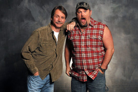 RFD-TV presents Jeff Foxworthy and Larry the Cable Guy at RFD TV The Theatre, Branson MO Shows (0)