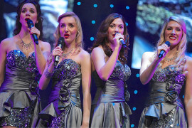 Dublin's Irish Tenors and The Celtic Ladies, Branson MO Shows (1)