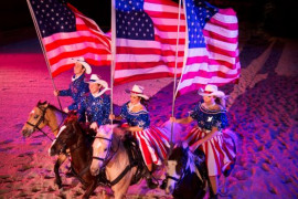 Dixie Stampede, Branson MO Shows (0)