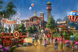 Silver Dollar City, Branson MO Shows (1)