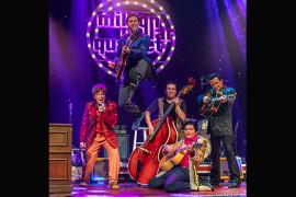 Million Dollar Quartet, Branson MO Shows (1)