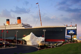 Titanic Museum Attraction, Branson MO Shows (0)