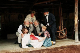 Shepherd of the Hills Outdoor Drama, Branson MO Shows (1)