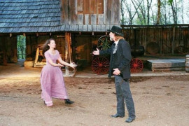 Shepherd of the Hills Outdoor Drama, Branson MO Shows (2)