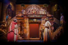 Moses Behind the Scenes Tour, Branson MO Shows (0)
