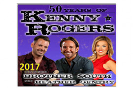 50 Years of Kenny Rogers, Branson MO Shows (0)