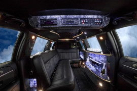 Branson Limousine Christmas Light Tour, Branson MO Shows (1)