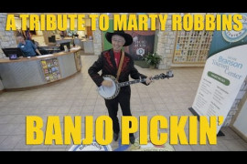 A Tribute to Marty Robbins Video