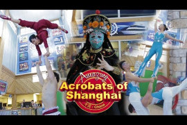 Amazing Acrobats of Shanghai Video