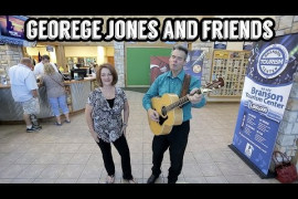 "George Jones and Friends ""Keeping Country Alive"" Video"