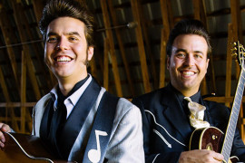 Larry's Country Diner- The Malpass Brothers, Branson MO Shows (2)