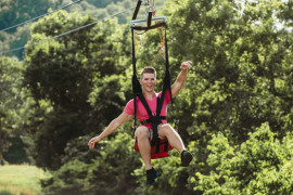 Shepherd of the Hills Vigilante Extreme ZipRider, Branson MO Shows (0)