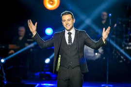 Nathan Carter, Branson MO Shows (1)