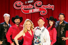 CJ's Classic Country and Comedy, Branson MO Shows (2)