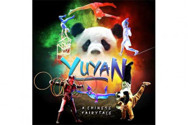 Yuyan - A Chinese Fairytale, Branson MO Shows (0)
