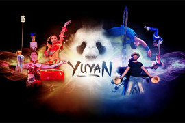 Yuyan - A Chinese Fairytale, Branson MO Shows (1)