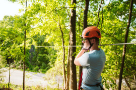 Shepherd of the Hills Great Woodsman Canopy Tours, Branson MO Shows (0)
