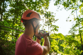 Shepherd of the Hills Great Woodsman Canopy Tours, Branson MO Shows (1)