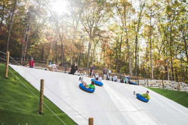 Snowflex Tubing at Wolfe Mountain, Branson MO Shows (1)