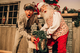 Santa & Pancakes Morning Show, Branson MO Shows (0)