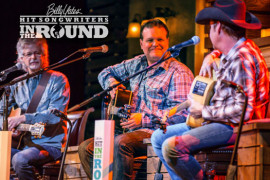 Billy Yates' Hit Song Writers In The Round, Branson MO Shows (0)