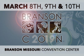 Branson Con 2019: A Comic Con, Branson MO Shows (0)