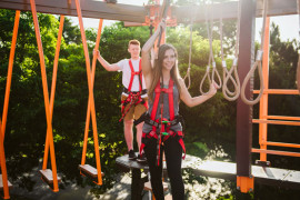 Shepherd of the Hills Ropes Course, Branson MO Shows (0)