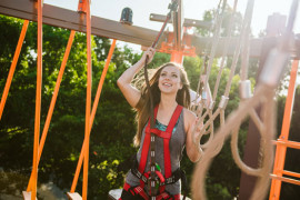 Shepherd of the Hills Ropes Course, Branson MO Shows (1)