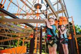 Shepherd of the Hills Ropes Course, Branson MO Shows (2)