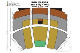 Phil Vassar & Billy Yates, Branson MO Shows (2)