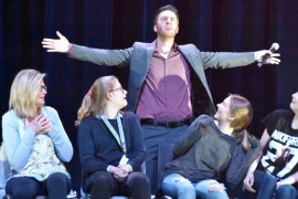 Comedy Hypnosis With Austin Singley, Branson MO Shows (1)
