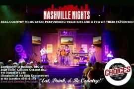 Nashville Nights, Branson MO Shows (0)