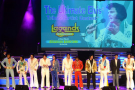 Ultimate Elvis Tribute Contest, Branson MO Shows (2)