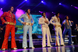 Ultimate Elvis Tribute Contest, Branson MO Shows (1)