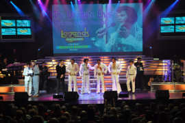 Ultimate Elvis Tribute Contest, Branson MO Shows (0)