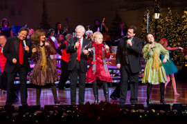 Andy Williams Ozark Mountain Christmas, Branson MO Shows (1)