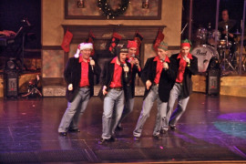 Hughes Brothers Christmas Show, Branson MO Shows (1)