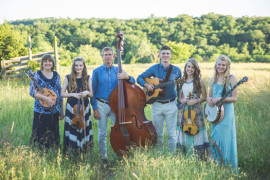Bluegrass & Gospel with the Petersens, Branson MO Shows (1)