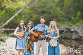 Bluegrass & Gospel with the Petersens, Branson MO Shows (0)