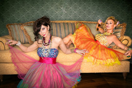 Pam Tillis & Lorrie Morgan: Grits & Glamour Tour, Branson MO Shows (0)