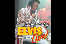 "Jerry Presley ""Elvis Live"", Branson MO Shows (0)"