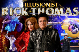 Illusionist Rick Thomas - Mansion of Dreams, Branson MO Shows (0)