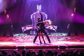 Illusionist Rick Thomas, Branson MO Shows (0)