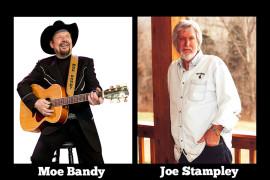 Moe Bandy & Joe Stampley, Branson MO Shows (0)