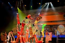 Amazing Acrobats of Shanghai, Branson MO Shows (1)