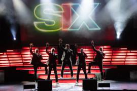 SIX, Branson MO Shows (1)