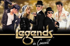 Legends in Concert, Branson MO Shows (0)