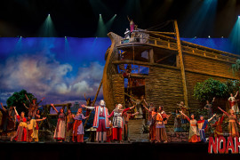 NOAH the Musical, Branson MO Shows (1)