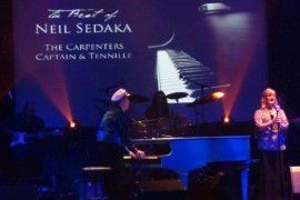 Best of Neil Sedaka, Capt. & Tennille & The Carpenters, Branson MO Shows (0)