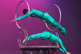 Acrobats of China in Branson, MO